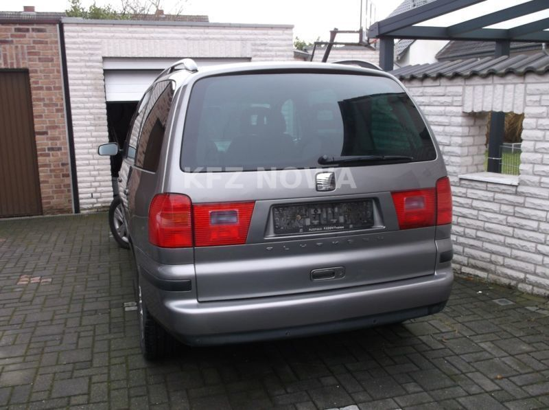 verkauft seat alhambra 2 0 tdi dpf gebraucht 2008 km in bottrop. Black Bedroom Furniture Sets. Home Design Ideas