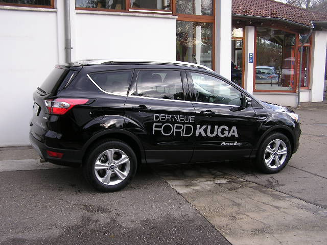 verkauft ford kuga 1 5 ecoboost 2x4 ti gebraucht 2016 km in ochsenhausen. Black Bedroom Furniture Sets. Home Design Ideas