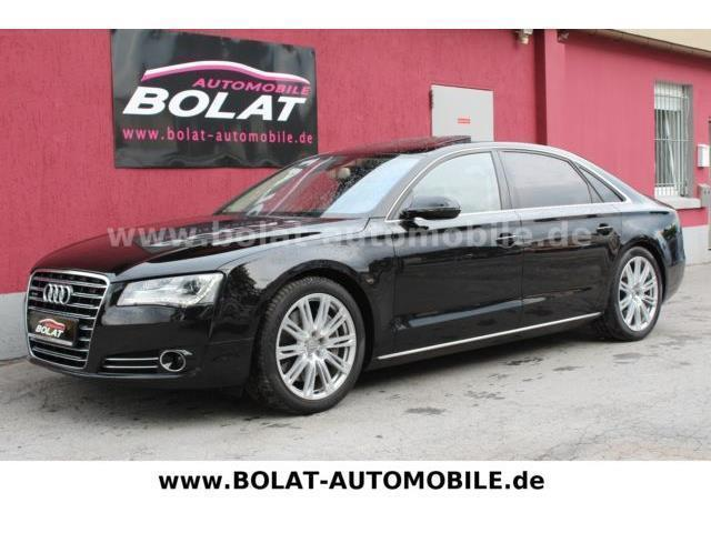 verkauft audi a8 4 2 tdi quattro gebraucht 2011 km in berlin. Black Bedroom Furniture Sets. Home Design Ideas