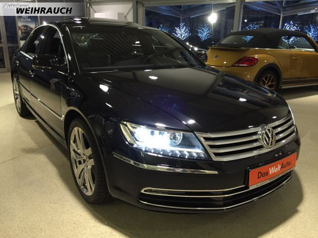 verkauft vw phaeton 3 0 tdi dpf tipt gebraucht 2015 km in blaubeuren. Black Bedroom Furniture Sets. Home Design Ideas