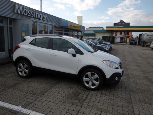 verkauft opel mokka 1 4t edition ecofl gebraucht 2012 km in bielefeld. Black Bedroom Furniture Sets. Home Design Ideas