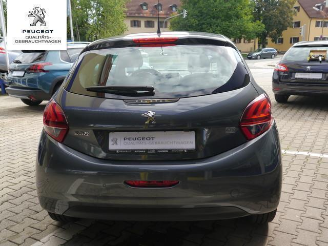 verkauft peugeot 208 1 2 puretech 110 gebraucht 2015 km in penzberg. Black Bedroom Furniture Sets. Home Design Ideas