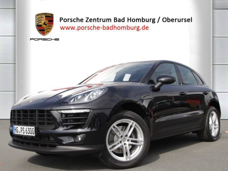 verkauft porsche macan pdk bixenon ink gebraucht 2017 km in oberursel. Black Bedroom Furniture Sets. Home Design Ideas