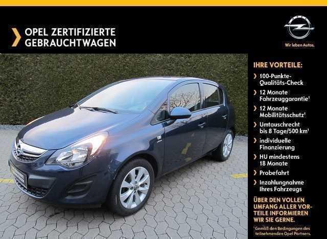 gebraucht Opel Corsa 1.3 CDTI DPF ecoFLEX Active