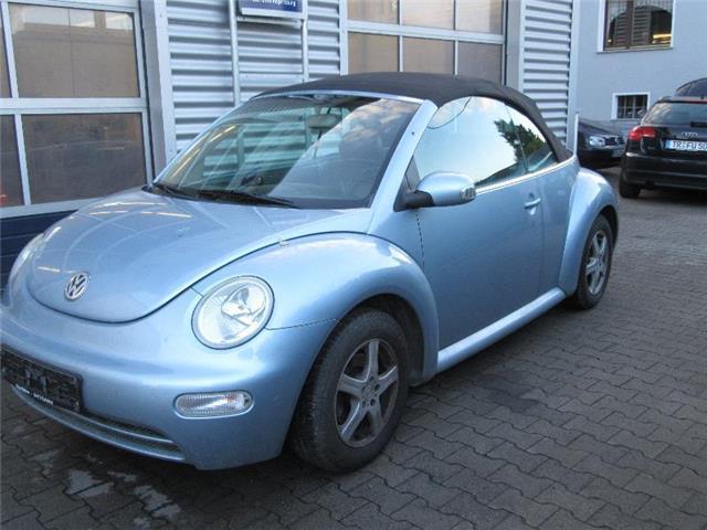 verkauft vw beetle newcabriolet 2 0 gebraucht 2003 km in berlin. Black Bedroom Furniture Sets. Home Design Ideas
