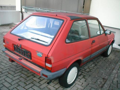 verkauft ford fiesta automatik gebraucht 1988 km
