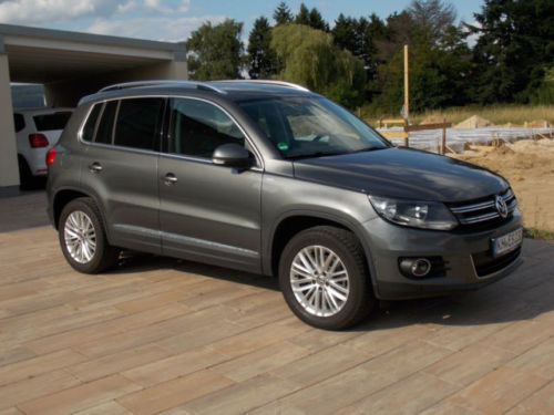verkauft vw tiguan 2 0 tdi dpf allrad gebraucht 2014 km in d rrebach. Black Bedroom Furniture Sets. Home Design Ideas