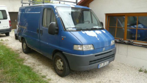 verkauft fiat ducato allrad 4x4 dangel gebraucht 1999 km in deggingen. Black Bedroom Furniture Sets. Home Design Ideas