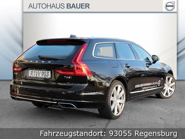 verkauft volvo v90 t6 inscription led gebraucht 2016. Black Bedroom Furniture Sets. Home Design Ideas
