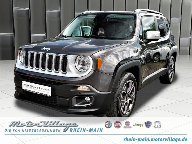 verkauft jeep renegade multijet l gebraucht 2016 km in dahlwitz hoppega. Black Bedroom Furniture Sets. Home Design Ideas