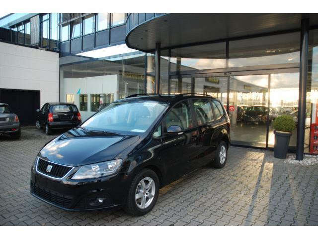 verkauft seat alhambra crono 2 0 tdi 7 gebraucht 2015 800 km in bamberg. Black Bedroom Furniture Sets. Home Design Ideas