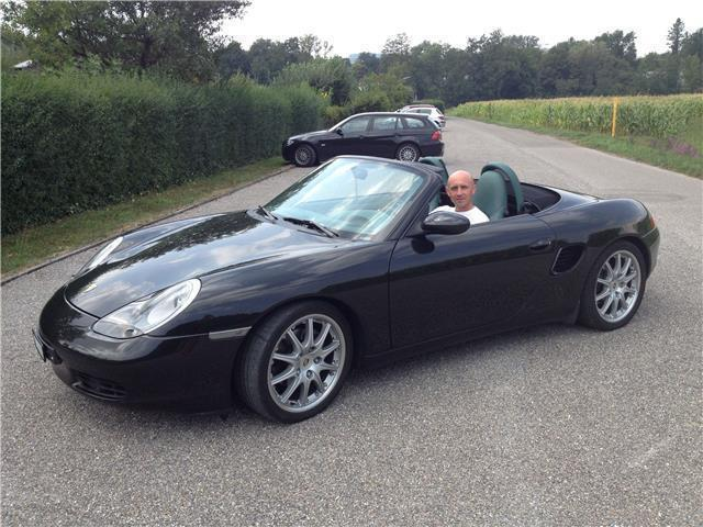 verkauft porsche boxster gebraucht 2001 km in waldshut tiengen. Black Bedroom Furniture Sets. Home Design Ideas
