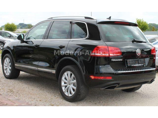 verkauft vw touareg v6 fsi aut gebraucht 2011 km in rheinland pfalz. Black Bedroom Furniture Sets. Home Design Ideas