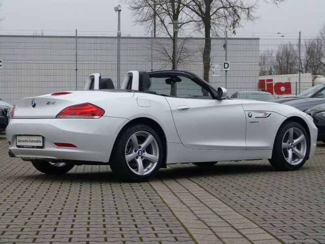 verkauft bmw z4 sdrive18i leder usb gebraucht 2014 km in bottrop. Black Bedroom Furniture Sets. Home Design Ideas