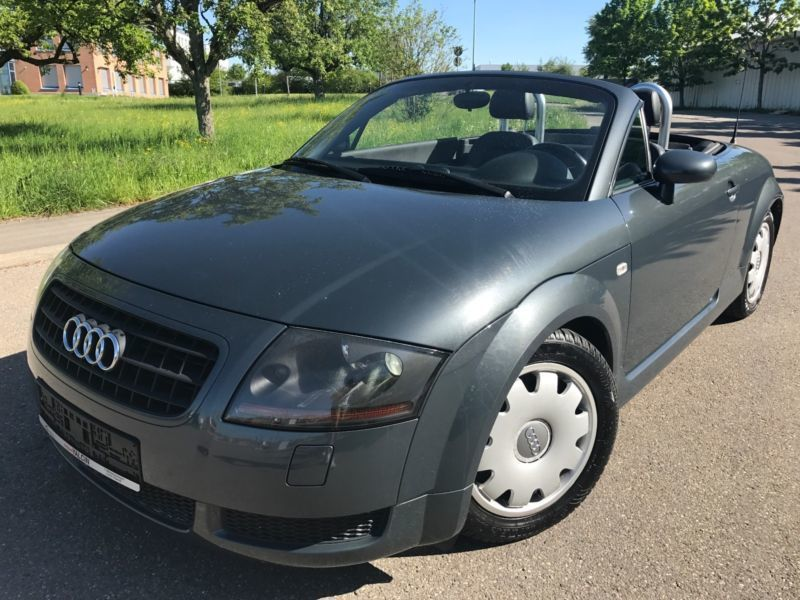 verkauft audi tt roadster 1 8 t cabrio gebraucht 2003 km in solingen. Black Bedroom Furniture Sets. Home Design Ideas