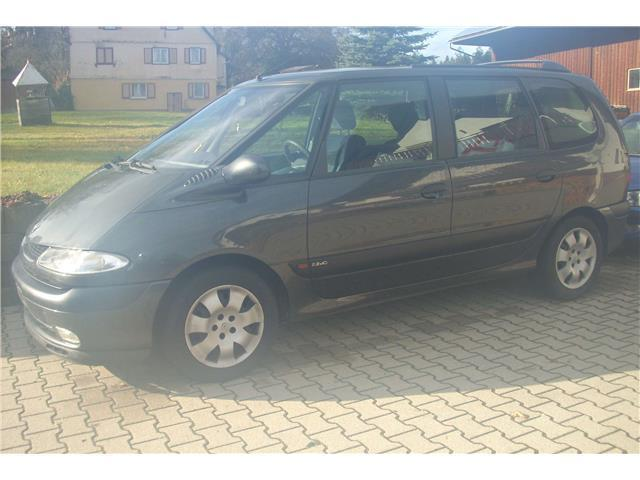verkauft renault espace grand 2 2 dci gebraucht 2001 km in berlin. Black Bedroom Furniture Sets. Home Design Ideas