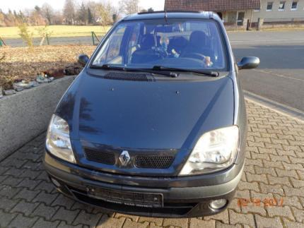 verkauft renault m gane scenic gebraucht 2001 km in irsee. Black Bedroom Furniture Sets. Home Design Ideas
