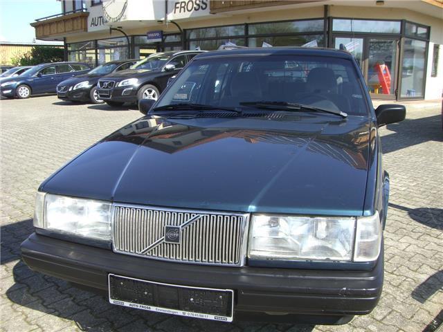 940 gebrauchte volvo 940 kaufen 89 g nstige autos zum. Black Bedroom Furniture Sets. Home Design Ideas
