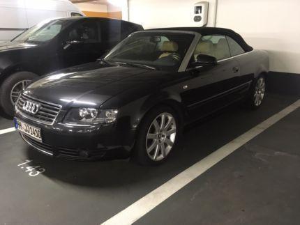 Audi a5 cabrio diesel gebraucht 9