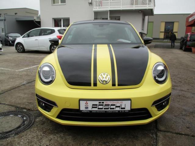 gebraucht 2 0 tsi sport turbo vw beetle 2014 km in helsa. Black Bedroom Furniture Sets. Home Design Ideas