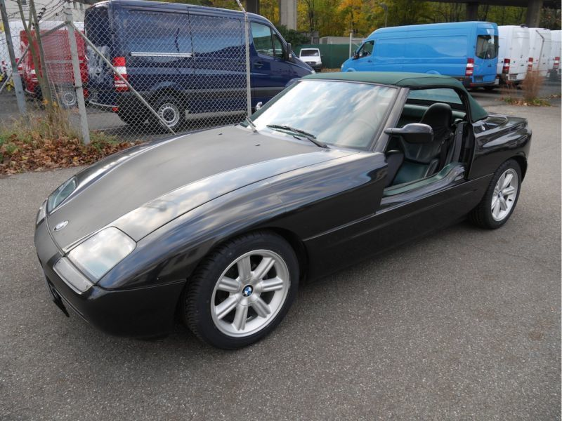 verkauft bmw z1 baureihe roadster gebraucht 1989. Black Bedroom Furniture Sets. Home Design Ideas