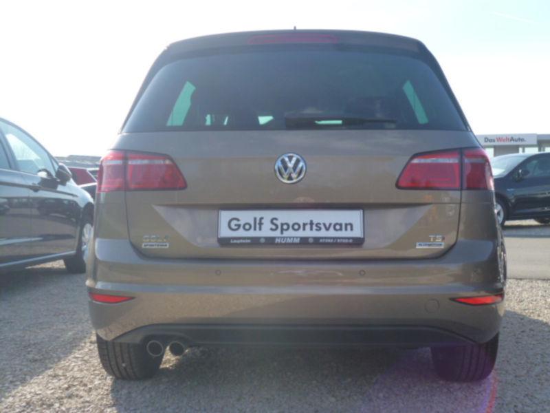 verkauft vw golf sportsvan sound 1 4 t gebraucht 2017 km in laupheim. Black Bedroom Furniture Sets. Home Design Ideas