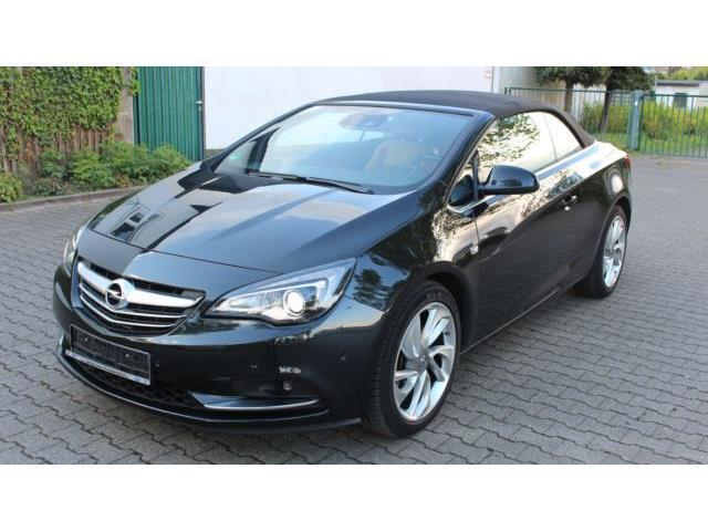 verkauft opel cascada 2 0 cdti innovat gebraucht 2014 km in r sselsheim. Black Bedroom Furniture Sets. Home Design Ideas