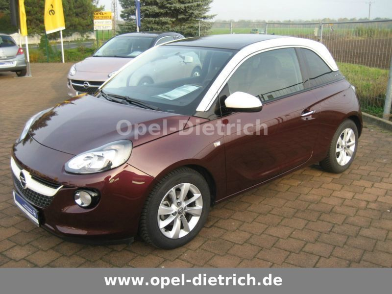 gebraucht jam 1 2 intellilink mit 7 touchscreen opel adam 2014 km in kevelaer. Black Bedroom Furniture Sets. Home Design Ideas