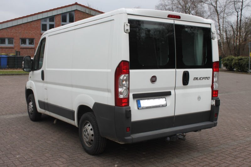 Verkauft Fiat Ducato Gebraucht 2008 Km In Rathenow