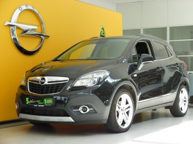 verkauft opel mokka 1 7 cdti innovatio gebraucht 2014 km in leipzig. Black Bedroom Furniture Sets. Home Design Ideas