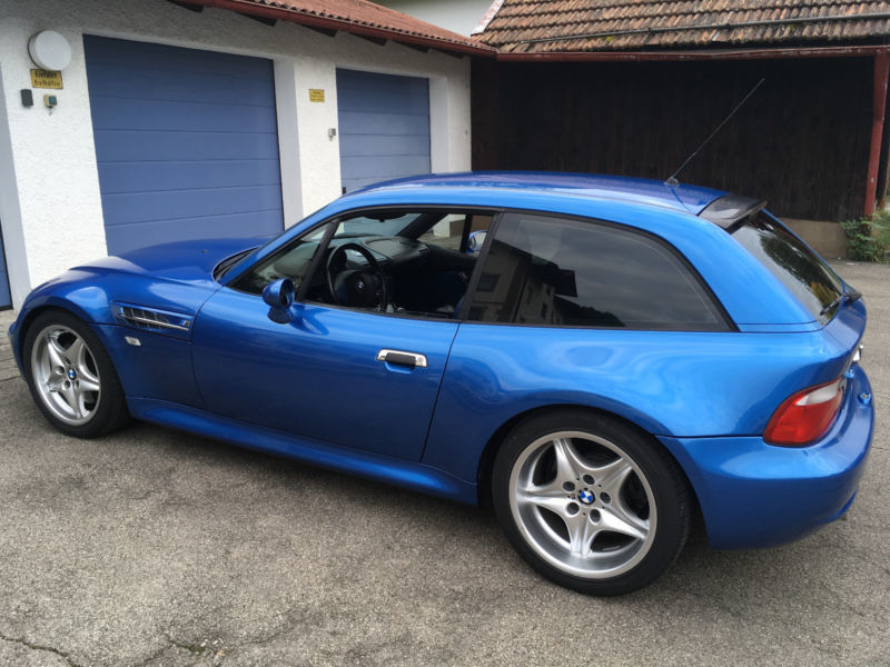 verkauft bmw z3 m coupe gebraucht 2000 km in waltenhofen. Black Bedroom Furniture Sets. Home Design Ideas