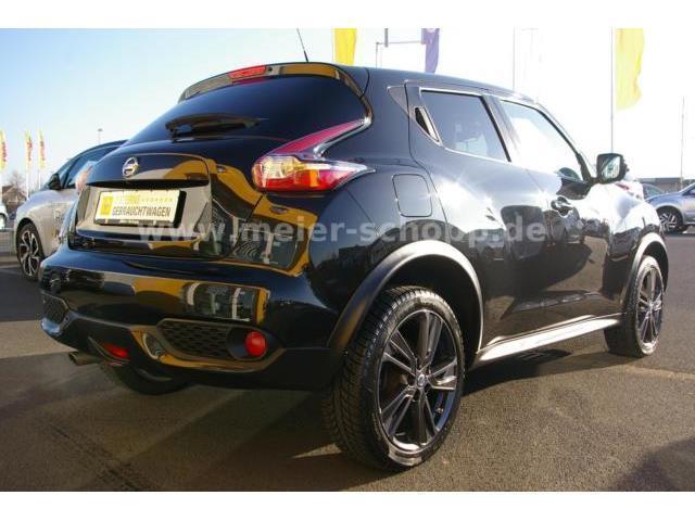 Verkauft nissan juke 1 2 dig t n conne gebraucht 2015 for Nissan juke violett
