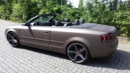 Audi A4 Cabriolet 1 8 T Tuning Best Photos And Description