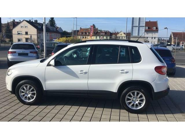 verkauft vw tiguan 2 0 tdi dpf 4motion gebraucht 2009 km in k ln. Black Bedroom Furniture Sets. Home Design Ideas