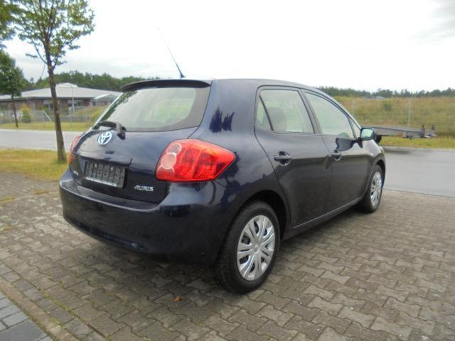 verkauft toyota auris sol gebraucht 2007 km in munster ilster. Black Bedroom Furniture Sets. Home Design Ideas