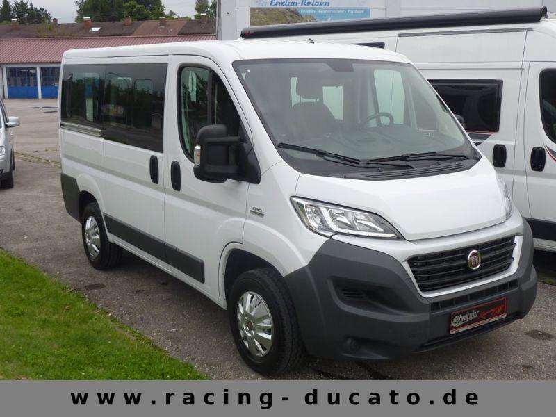 Dodatkowe Verkauft Fiat Ducato L1H1 LUXUS PANORA., gebraucht 2015, 12.900 km BT04