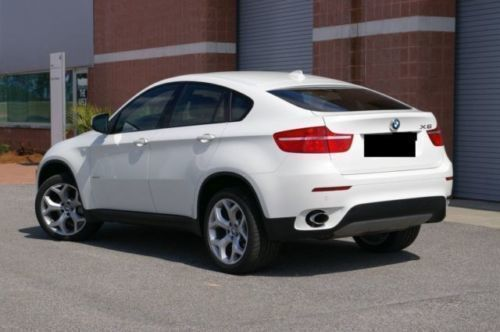 verkauft bmw x6 xdrive30d alpina weiss gebraucht 2009 88. Black Bedroom Furniture Sets. Home Design Ideas