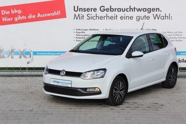 verkauft vw polo allstar bluemotion 1 gebraucht 2016 km in balingen. Black Bedroom Furniture Sets. Home Design Ideas