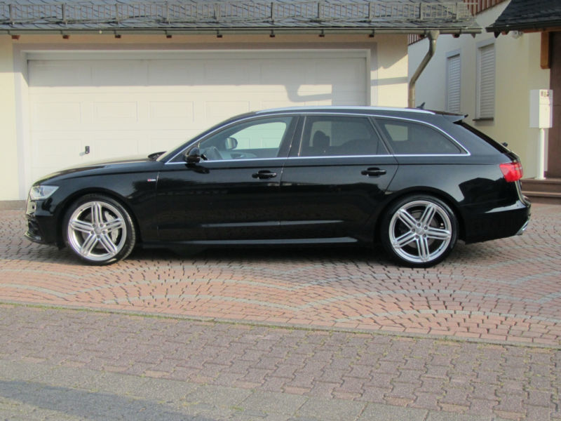 verkauft audi a6 avant 3 0 tdi quattro gebraucht 2012 km in idstein. Black Bedroom Furniture Sets. Home Design Ideas