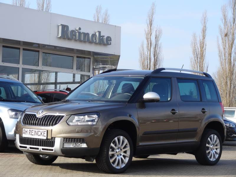 verkauft skoda yeti 1 4 tsi ambition gebraucht 2015 km in amberg. Black Bedroom Furniture Sets. Home Design Ideas