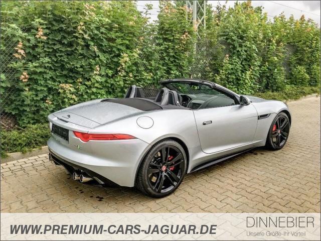 verkauft jaguar f type coupe awd r nav gebraucht 2016 500 km in greding. Black Bedroom Furniture Sets. Home Design Ideas