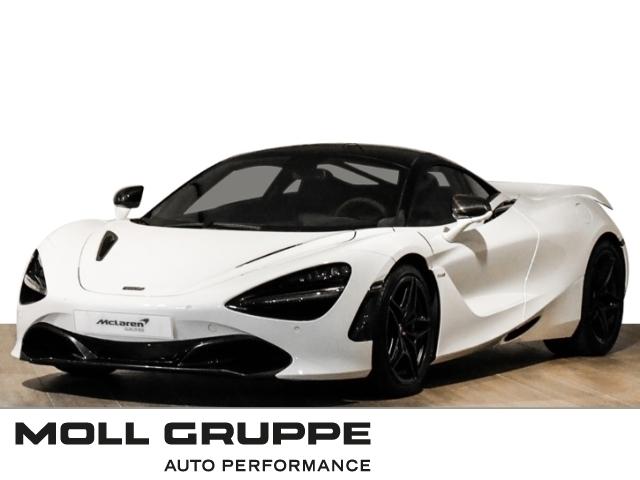 verkauft mclaren 720s coupe performanc., gebraucht 2018, 1.720 km in