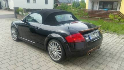 verkauft audi tt roadster 224 ps quatt gebraucht 2001. Black Bedroom Furniture Sets. Home Design Ideas