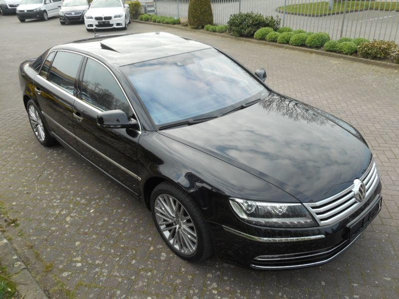 verkauft vw phaeton v6 tdi 4motion lan gebraucht 2014 km in bad bentheim gild. Black Bedroom Furniture Sets. Home Design Ideas