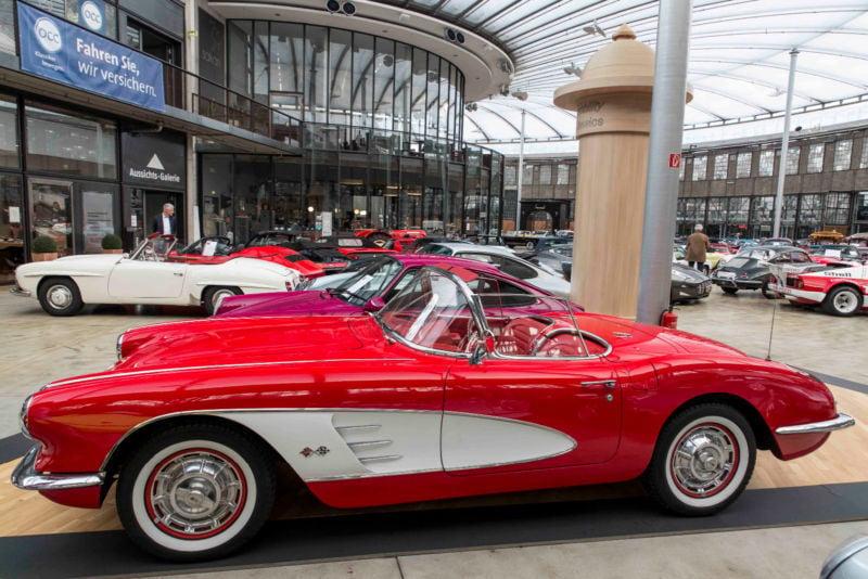 verkauft corvette c1 cabrio historie v gebraucht 1959 km in d sseldorf. Black Bedroom Furniture Sets. Home Design Ideas