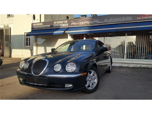 verkauft jaguar s-type 3.0 v6*automati., gebraucht 2001, 200.000 km