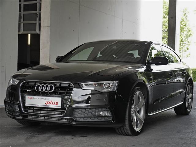verkauft audi a5 sportback 2 0 tfsi s gebraucht 2014. Black Bedroom Furniture Sets. Home Design Ideas