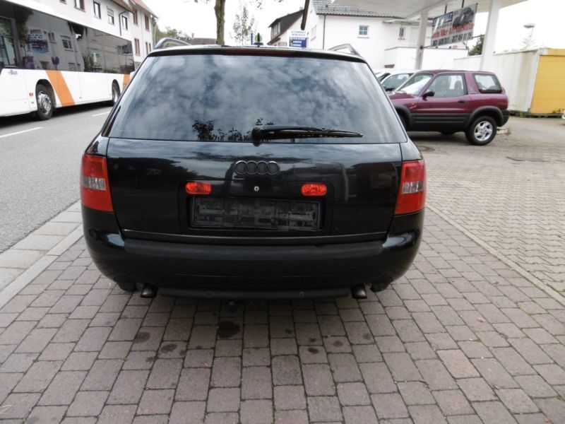 verkauft audi a6 avant 2 5 tdi quattro gebraucht 2004 km in hemsbach. Black Bedroom Furniture Sets. Home Design Ideas