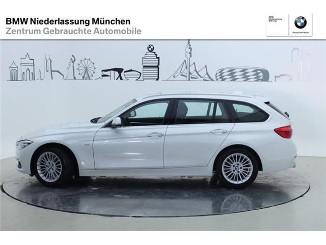 verkauft bmw 320 d xdrive touring luxu gebraucht 2016 km in m nchen fr ttmaning. Black Bedroom Furniture Sets. Home Design Ideas