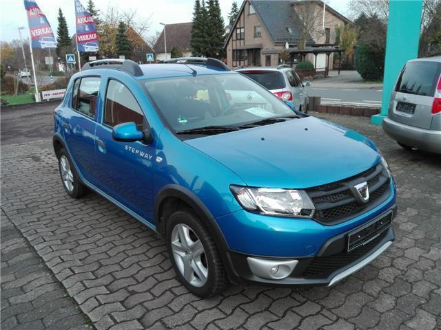 verkauft dacia sandero stepway tce 90 gebraucht 2014 km in porta westfalica. Black Bedroom Furniture Sets. Home Design Ideas